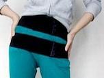 「骨盤ベルト」で腰痛の原因をケア