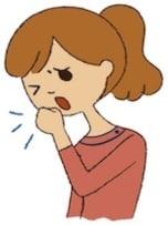 長く続く、咳、痰に注意!