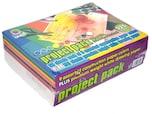 惜しみなく使える色画用紙のセットで子供の想像力を伸ばそう!