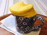 マグカップで作れるヨーグルトマフィンがおしゃれ!