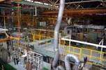 セキスイハイム 工場と工場に併設の見学施設