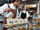The Cream of the Crop Coffee(ザ クリーム オブザ クロップ コーヒー)