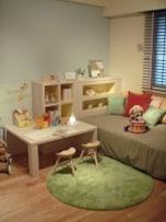 子どもの独立を妨げない子ども部屋