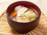 【夏バテ解消レシピ】冷やし雑煮