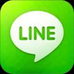 スタンプでのコミュニケーションが楽しい「LINE」