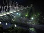 奈良・谷瀬の吊り橋