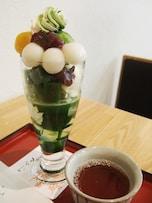 抹茶パフェ&スイーツ5選