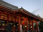 隅田川水辺夜景(浅草、押上、月島、晴海)