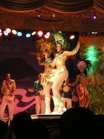 ブラジルのサンバ