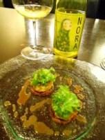 若い夫婦二人が営む函館のワイナリー「農楽蔵」の和食に合うワイン