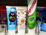 【フィンランド】ムーミンの歯磨き粉