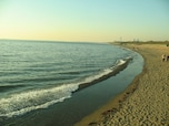 日本一長い人工海浜