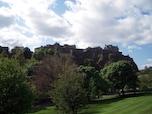古代からの要塞「エディンバラ城」(スコットランド)