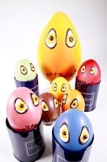 ジャン=ポール・エヴァンの「ルッフ デュール」(ハードボイルドな卵)