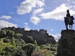 スコットランドの首都、エディンバラ