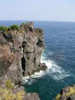 静岡・城ヶ崎のつり橋