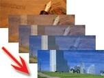 複数の画像がふわっと切り替わるスライドショーを作る