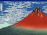 富士山と芸術