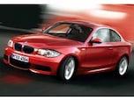 BMW1シリーズクーペ