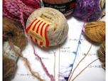 作りたいアイテムで決める毛糸の種類を紹介