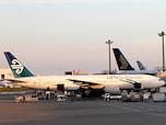 ニュージーランド航空 最新鋭の「787-9」&スカイカウチ