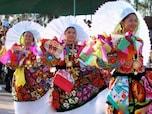 メキシコのお祭りゲラゲッツア
