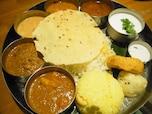 ランチは食べ放題を!南インドカレー&バル エリックサウス(八重洲)