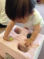 1歳児の心と体を育てる遊び