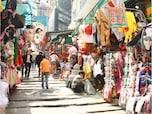 ハロウィンで盛り上がる!香港島のポッティンジャー通り