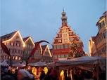 中世を再現! エスリンゲンのクリスマスマーケット