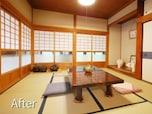 日本家屋再生リフォームで見つけたスローライフは総額1,440万円ナリ