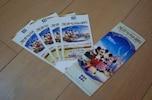 イベントによって絵柄がかわるディズニーリゾートのチケット