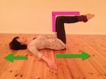 4)寝転がってできる!ポッコリお腹解消エクササイズ