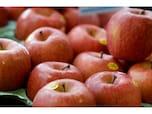 リンゴが貰える6月の優待株