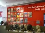 ベルリンの東ドイツ博物館を訪問