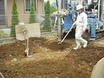 地盤調査・地盤改良工事