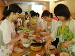 ダイエット専門の料理教室