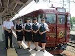 人気の観光列車「ろくもん」で信州を旅しよう