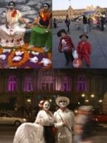 ハロウィンではないけれど仮装はする!メキシコのお盆「死者の日」