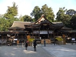 縁結びの神様の分身を祀る日本最古の神社
