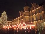 日本から直行便で! デュッセルドルフのクリスマスマーケット