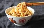 四川の担担面と日本の担担麺の違い