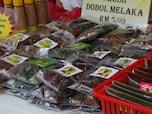 【マレーシア】独特の香りと味が苦手な人多い、ドリアン羊羹