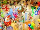 バルーン専門店でかわいい風船をget!