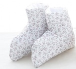睡眠中の足の冷えに「睡眠用あったか靴下」