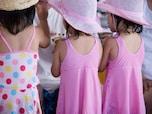 双子の女の子の名前に共通性を持たせたい時のヒント