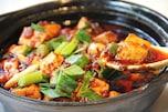 日本でも大人気!四川の家庭料理、麻婆豆腐。