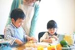 子供を伸ばす食のお手伝い4ステップ