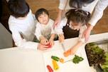 親子一緒に料理すると向上する!子供の能力3つ
