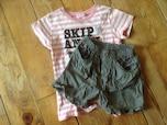 子どもの頃の服